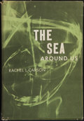 Books:Literature 1900-up, Rachel L. Carson. SIGNED. The Sea Around Us. New York:Oxford University Press, 1951. Later edition. Signed. Oct...
