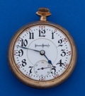 Timepieces:Pocket (post 1900), Illinois 23 Jewel 18 Size Bunn Special For Restoration Pocket Watch. ...