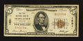 National Bank Notes:Kentucky, Nicholasville, KY - $5 1929 Ty. 1 The First NB Ch. # 1831. ...
