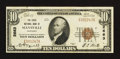 National Bank Notes:Kentucky, Maysville, KY - $10 1929 Ty. 1 The State NB Ch. # 2663. ...