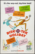 """Movie Posters:Rock and Roll, Disk-O-Tek Holiday (Allied Artists, 1966). One Sheet (27"""" X 41"""").Rock and Roll.. ..."""