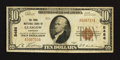 National Bank Notes:Kentucky, Glasgow, KY - $10 1929 Ty. 1 The Trigg NB Ch. # 5486. ...