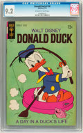 Bronze Age (1970-1979):Cartoon Character, Donald Duck #138 (Gold Key, 1971) CGC NM- 9.2 Off-white to whitepages....