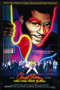 "Movie Posters:Rock and Roll, Chuck Berry: Hail! Hail! Rock 'n' Roll (Universal, 1987). One Sheet(27"" X 40""). Rock and Roll.. ..."