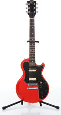 Musical Instruments:Electric Guitars, 1980 Gibson Les Paul Special Red Electric Guitar, Serial #83500634....