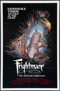 "Frightmare Lot (Saturn International, 1983). One Sheets (7) (27"" X 41""). Horror. ... (Total: 7 Items)"