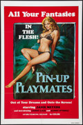 "Movie Posters:Sexploitation, Pin-Up Playmates Lot (SRC Films, 1972). One Sheets (6) (27"" X 41"").Sexploitation.. ... (Total: 6 Items)"