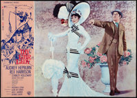 "My Fair Lady (Warner Brothers, 1965). Italian Photobusta (26"" X 36.5""). Musical"