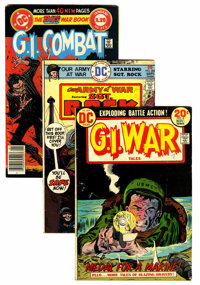 Miscellaneous Bronze/Modern Age War - Short Box Group (Various, 1970-85) Condition: Average VG/FN