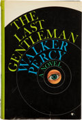 Books:Literature 1900-up, Walker Percy. The Last Gentleman. New York: Farrar, Strausand Giroux, [1966].. First edition, first printing. I...