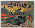 Books:Children's Books, Elizabeth Seabrook. SIGNED BY JAMIE WYETH AND AUTHOR. Cabbagesand Kings. [New York]: Viking, [1997]. First edition....