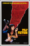 """Movie Posters:Crime, Pulp Fiction (Miramax, 1994). One Sheet (27"""" X 40""""). SS Advance. Crime.. ..."""