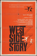 "Movie Posters:Academy Award Winners, West Side Story (United Artists, 1961). One Sheet (27"" X 41"").Academy Award Winners.. ..."