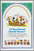 "Movie Posters:Animated, A Boy Named Charlie Brown (National General, 1969). One Sheet (27"" X 41""). Animated.. ..."