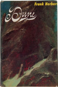 Books:Science Fiction & Fantasy, Frank Herbert. Dune. Philadelphia / New York: Chilton Books,1965.. First edition. Signed by the author on the...