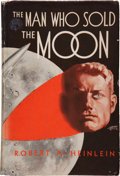 Books:Science Fiction & Fantasy, Robert A. Heinlein. The Man Who Sold the Moon. Chicago:Shasta Publishers, 1950.. First edition, first printing. ...
