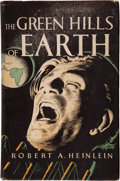 Books:Science Fiction & Fantasy, Robert A. Heinlein. The Green Hills of Earth. Chicago: Shasta Publishers, 1951.. First edition, first printing. ...