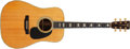 Musical Instruments:Acoustic Guitars, 1983 Martin D-45 Natural Acoustic Guitar, #443374. ...