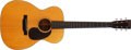Musical Instruments:Acoustic Guitars, 1934 Martin 000-18 Natural Acoustic Guitar, #56646....