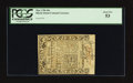 Colonial Notes:Rhode Island, Rhode Island May 1786 40s PCGS About New 53.. ...
