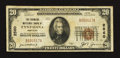 National Bank Notes:Kentucky, Cynthiana, KY - $20 1929 Ty. 1 The Farmers NB Ch. # 2560. ...
