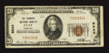 National Bank Notes:Kentucky, Clay, KY - $20 1929 Ty. 1 The Farmers NB Ch. # 8943. ...