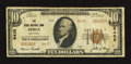 National Bank Notes:Kentucky, Berea, KY - $10 1929 Ty. 2 The Berea NB Ch. # 8435. ...
