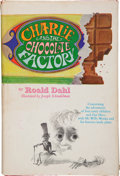 Books:Children's Books, Roald Dahl. Charlie and the Chocolate Factory. Illustratedby Joseph Schindelman. New York: Alfred A. Knopf, [1964]....