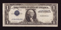 Error Notes:Inverted Third Printings, Fr. 1613W $1 1935D Wide Silver Certificate. Very Fine.. ...