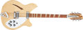 Musical Instruments:Electric Guitars, 1966 Rickenbacker 360/12 Mapleglo Electric 12-String Guitar, #FF2221....