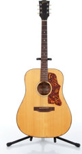 Musical Instruments:Acoustic Guitars, 1970s Gibson J-40 Natural Acoustic Guitar....