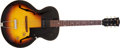 Musical Instruments:Electric Guitars, Circa 1950s Gibson ES-125 Sunburst Archtop Electric Guitar....