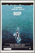 """Movie Posters:Adventure, The Deep (Columbia, 1977). One Sheet (27"""" X 41"""") and Lobby Card Setof 8 (11"""" X 14""""). Adventure.. ... (Total: 9 Items)"""
