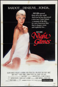 "Movie Posters:Sexploitation, Night Games (Avco Embassy, 1980). One Sheet (27"" X 41"") and LobbyCards (5) (11"" X 14""). Sexploitation.. ... (Total: 6 Items)"