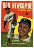Golden Age (1938-1955):Non-Fiction, Don Newcombe #nn (Fawcett, 1950) Condition: VG/FN....