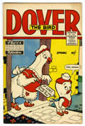 Golden Age (1938-1955):Funny Animal, Dover the Bird #1 (Famous Funnies, 1955) Condition: VF+....