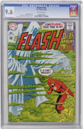 Silver Age (1956-1969):Superhero, The Flash #176 (DC, 1968) CGC NM+ 9.6 Off-white pages....