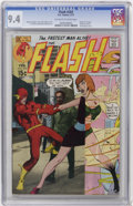 Bronze Age (1970-1979):Superhero, The Flash #203 (DC, 1971) CGC NM 9.4 Off-white to white pages....