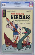 Silver Age (1956-1969):Miscellaneous, Gold Key Bronze Age CGC File Copy Adventure Group (Gold Key, 1963-68).... (Total: 6)