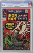 Silver Age (1956-1969):Superhero, Tales of Suspense #87 (Marvel, 1967) CGC NM+ 9.6 White pages....