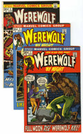 Bronze Age (1970-1979):Horror, Werewolf by Night #1-10 Group (Marvel, 1972-73) Condition: AverageVF-.... (Total: 10)
