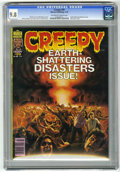 Magazines:Horror, Creepy #99 (Warren, 1978) CGC NM/MT 9.8 Off-white to white pages....