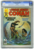 Magazines:Superhero, Savage Sword of Conan #19 (Marvel, 1977) CGC NM/MT 9.8 Whitepages....