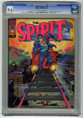 Magazines:Superhero, The Spirit #3 (Warren, 1974) CGC NM+ 9.6 Off-white to whitepages....