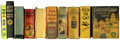 Platinum Age (1897-1937):Miscellaneous, Big Little Book Humor Group (Whitman, 1933-73).... (Total: 10)