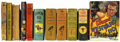 Platinum Age (1897-1937):Miscellaneous, Big Little Book Western Group (Whitman, 1934-37).... (Total: 14)
