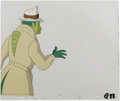 "Animation Art:Animation Art, ""Fish Police"" - Inspector Gill Animation Production Cel, Group of 2 (Hanna-Barbera Productions, 1992).... (Total: 2)"
