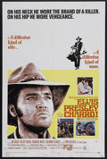 """Movie Posters:Elvis Presley, Charro! (National General, 1969). One Sheet (27"""" X 41""""). Western.Starring Elvis Presley, Ina Balin and Victor French. Direc..."""