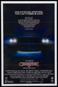 "Christine (Columbia, 1983). One Sheet (27"" X 41""). Thriller. Starring Keith Gordon, John Stockwell, Alexandra..."