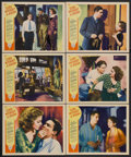 """Movie Posters:Comedy, Girl Without a Room (Paramount, 1933). Lobby Cards (6) (11"""" X 14""""). Comedy. Starring Charles Farrell, Charlie Ruggles, Margu... (Total: 6 Items)"""